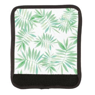 Tropical palm fern storm handle wrap