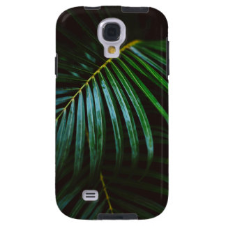 Tropical Palm Leaf Calming Green, Meditative