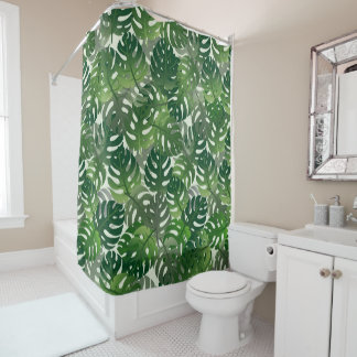 Tropical Palm Leave Design