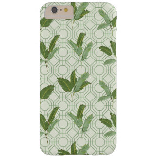 Tropical Palm Leaves Barely There iPhone 6 Plus Case