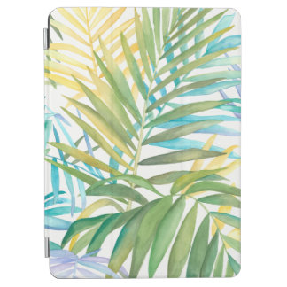 Tropical Palm Leaves iPad Air Cover