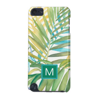 Tropical Palm Leaves iPod Touch 5G Cases
