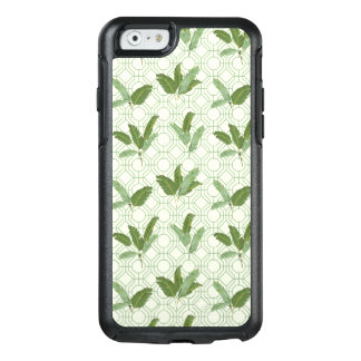Tropical Palm Leaves OtterBox iPhone 6/6s Case
