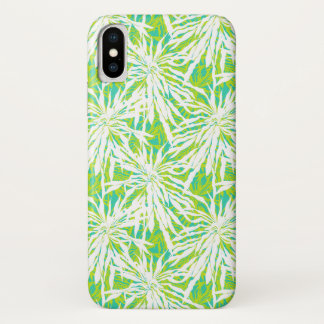 Tropical Palm Leaves Pattern Case-Mate iPhone Case