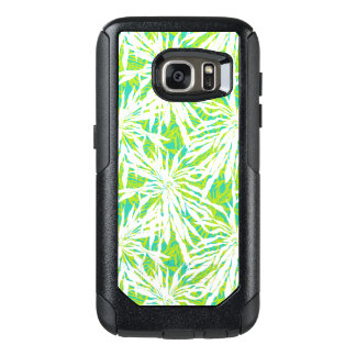 Tropical Palm Leaves Pattern OtterBox Samsung Galaxy S7 Case