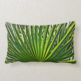 Tropical Palm Lumbar Cushion
