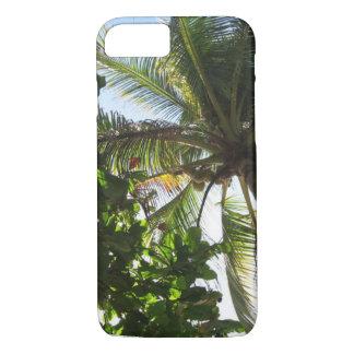 tropical palm tree case