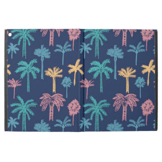 Tropical Palm Tree Leaf Pattern