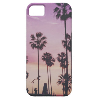 Tropical Palm Trees Miami Los Angeles Venice iPhone 5 Cover