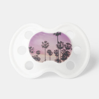 Tropical Palm Trees Miami Los Angeles Venice Pacifier
