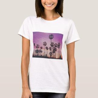 Tropical Palm Trees Miami Los Angeles Venice T-Shirt