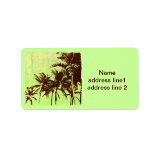 tropical palms getaway