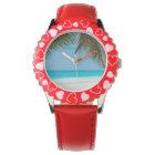 Tropical Paradise Beach Watch