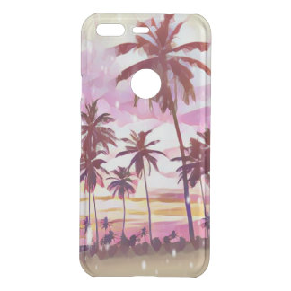 Tropical Paradise Google Pixel Clearly™ Case