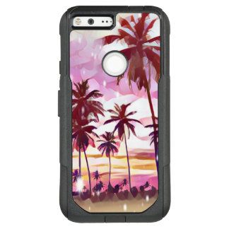Tropical Paradise Google Pixel XL Otterbox Case