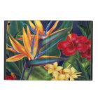 Tropical Paradise Hawaiian iPad Air Folio Cover For iPad Air