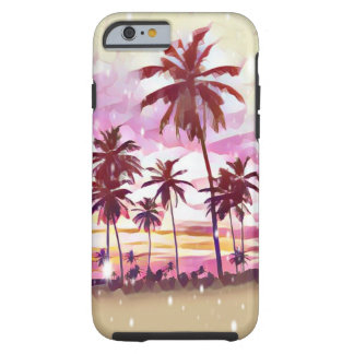 Tropical Paradise iPhone 6/6s Phone Case