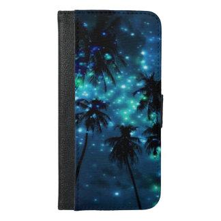 Tropical Paradise iPhone 6/6s Plus Wallet Case