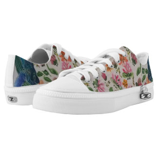 Tropical paradise Low-Top sneakers