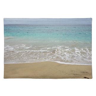tropical paradise placemat