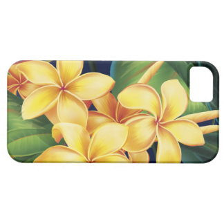 Tropical Paradise Plumeria iPhone 5 Casemate iPhone 5 Cases
