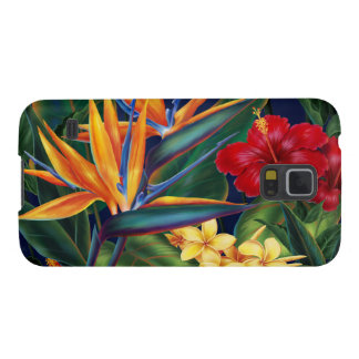 Tropical Paradise Samsung Galaxy Case