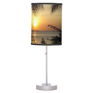 Tropical Paradise Table Lamps