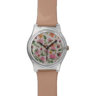 Tropical paradise watch