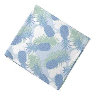 Tropical Pastel Pineapple Pattern Do-rag