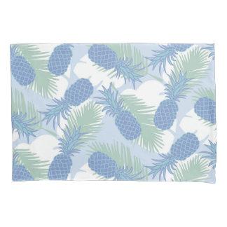Tropical Pastel Pineapple Pattern Pillowcase