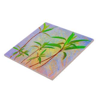 Tropical Pastel Tile
