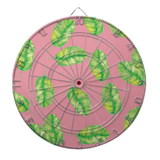 Tropical Patten Dartboard