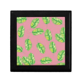 Tropical Patten Gift Box
