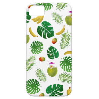 Tropical pattern case for the iPhone 5