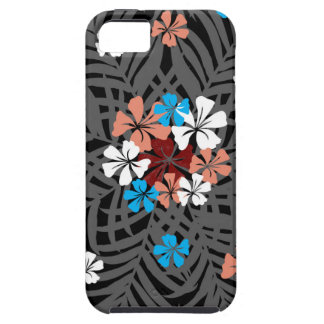 TROPICAL PATTERN iPhone 5 CASE