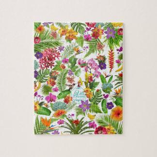 Tropical Photo Puzzle