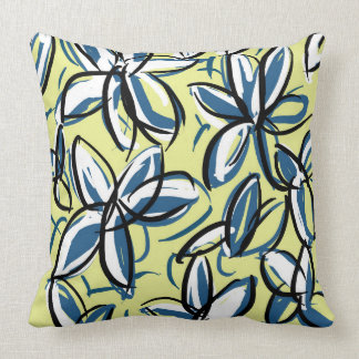 Tropical Pillow in Citron