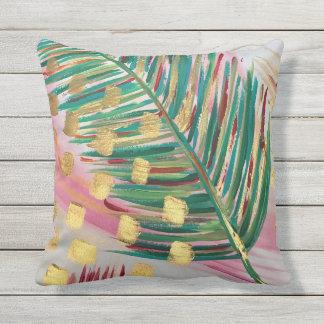 Tropical pillow/ pretty pillow/ outdoor decor outdoor pillow