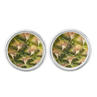 Tropical Pineapple 4Hector Cufflinks