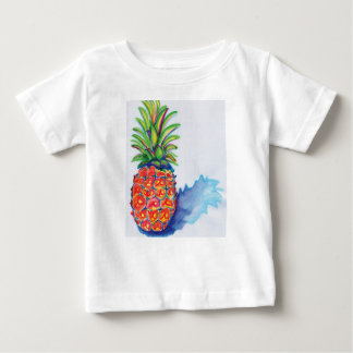 Tropical Pineapple Baby T-Shirt