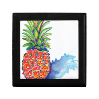 Tropical Pineapple Gift Box