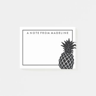 Tropical Pineapple Post-it® Notes