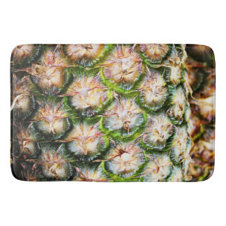 Tropical Pineapple Punch Texture Bath Mat
