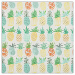 Tropical Pineapple | Summer | Fabric