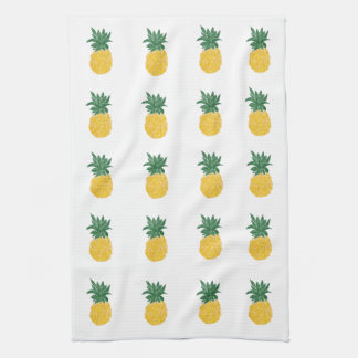 Tropical Pineapple Tea Towel