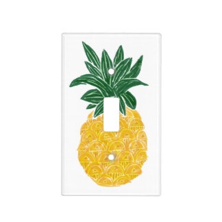 Tropical Pineapple Toggle Cover