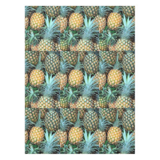 Tropical Pineapples Tablecloth