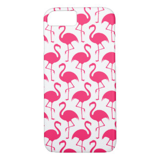 Tropical Pink Flamingo Pattern Case-Mate iPhone Case