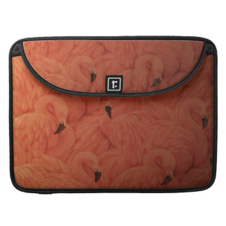 Tropical Pink Flamingos, Macbook Pro Sleeve