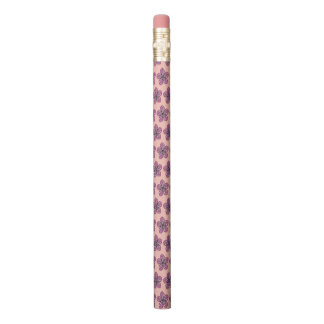 Tropical Pink Hibiscus Pencil